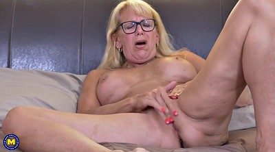 Granny sex, Milf mother
