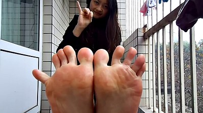 Chinese, Chinese feet, Chinese foot, Asian feet, Asian foot, Chinese fetish