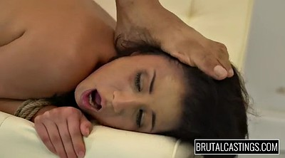 Interview, Brutal fucking, Casting model, Brutal blowjob, Penelope reed, Model casting
