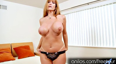Huge tits, Nipple, Big nipple, Finger, Huge nipples, Darla crane