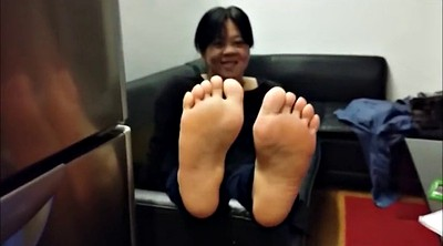 Asian feet, Asian mature, Mature feet, Mature asian
