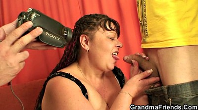 Mommy, Plump, Old young, Granny big cock, Grannies
