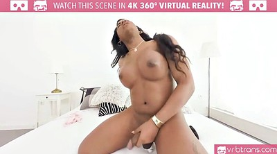Ass solo, Shemale vr