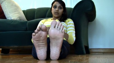 Solo feet, Indian solo