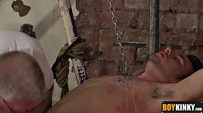 Bdsm blowjob, Bound, Wax