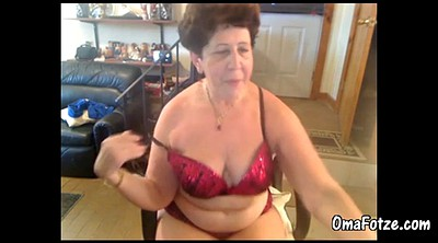 Grandma, Granny solo, Mature webcam, Granny webcam