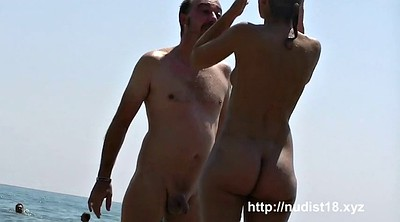 Beach, Nudist, Public nudity, Public beach