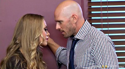 Nicole aniston, Office boss