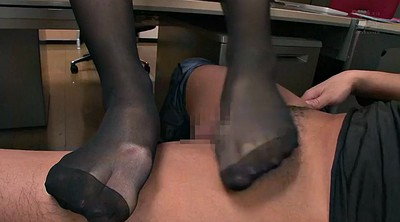 Office, Gay pantyhose