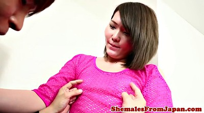 Japanese shemale, Asian anal