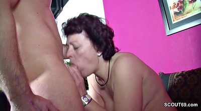 Step mom, First, Old and young, Mom caught masturbating, German mom, Fuck mom