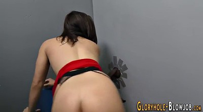 Masturbation, Gloryhole