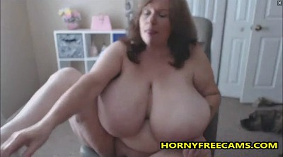 Monster, Granny solo, Mature masturbation, Bbw masturbation, Monster tits, Mature bbw