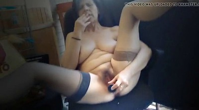 Saggy tits, Hairy masturbation, Saggy