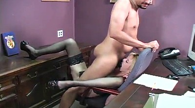 Long, Office blowjob, Big ass doggy