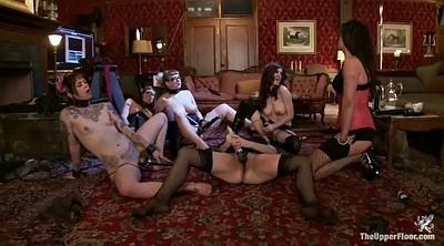 Spanked, Spanking girls