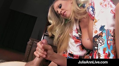 Julia ann, Anne, Young pussy