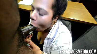 Sloppy, Sloppy blowjob, Ebony head, Sloppy head, Sloppy blowjobs