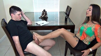 Nylon footjob, Nylon feet, Nylons, Nylon foot