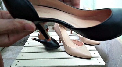 High heel shoes, Sperm, Shoes, High-heeled shoes, High