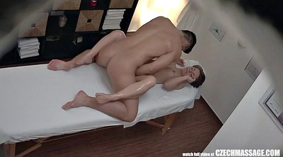 Czech massage, Butt, Voyeur massage, Big ass girl