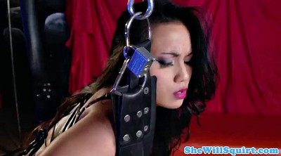 Pee, Swing, Asian bondage, Stripper
