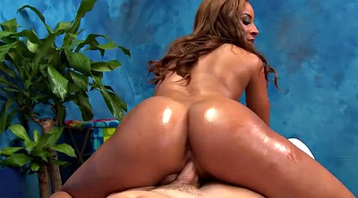 Ass, Slow, Slow motion, Black ass, Reverse cowgirl, Reverse