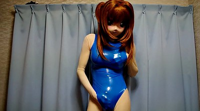 Kigurumi, Blue, Swimming