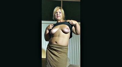 Big tits, Dancing, Russian milf