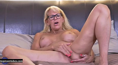 Mother, Canadian, Mature mothers, Mature blond