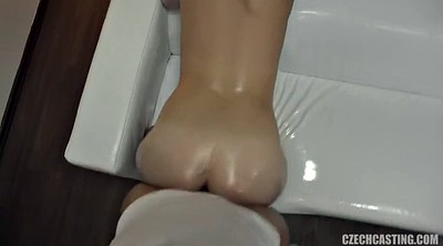 Czech casting, Small cock sucking, Chubby casting