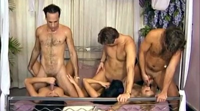 Orgy, Triple, Old & young