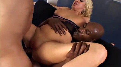 Gangbang, Madison, Blonde