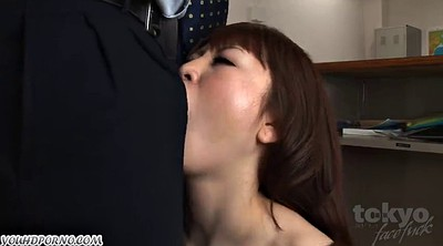 Japanese teacher, Japanese father, Japanese daughter, Daughter, Father, Japanese blowjob