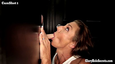 Gloryhole, Milf doggy