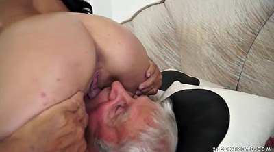 Licking pussy, Guy