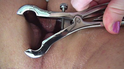 Gyno, Needle, Speculum, Fisting anal, Femdom fisting, Foot fist