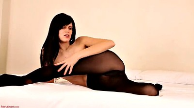 Ebony stockings