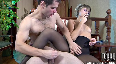 Blacked, Pantyhose fuck, Black girl