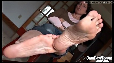 Video, Mature videos, Mature feet, Granny bbw, Bbw feet