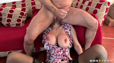 Julia ann, Deepthroat, Ann, Mom big ass