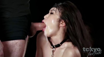 Japanese deep throat, Small, Japanese small, Japanese throat, Aoi
