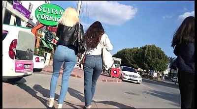 Jeans, Jeans ass