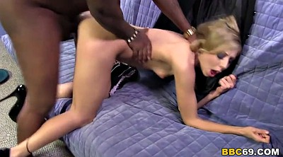 Chastity, Interracial anal, Black anal, Anal maid