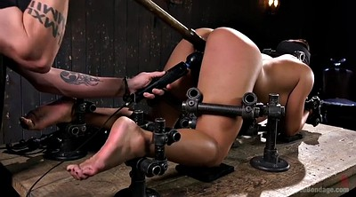 Punish, Asian bdsm, Asian bondage, Blindfold