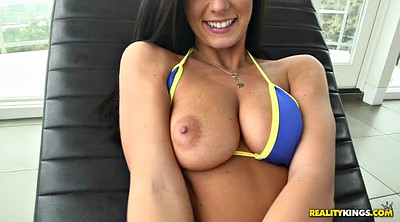 Breast, Tease solo