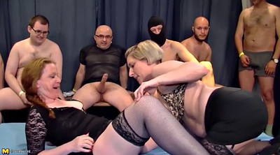 Young boy, Mature gangbang, Granny gangbang, Group old, Granny boy, Two matures