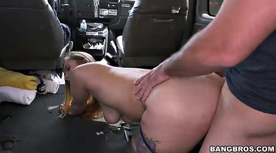 Bus, Riding orgasm