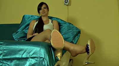 Nylon, Nylon foot, Nylon feet, Sole, Feet nylon