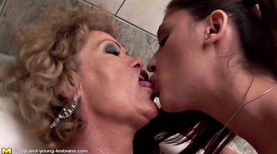 Piss, Brutal, Pissing lesbians, Old young sex